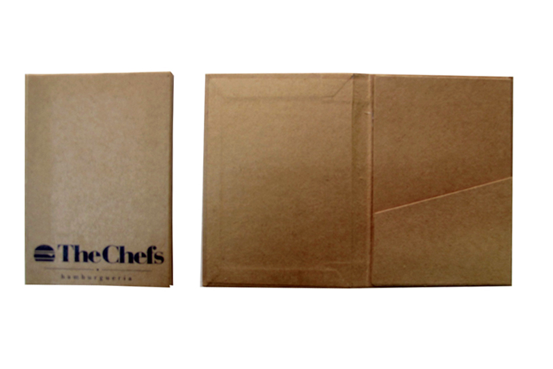 The Chefs (porta contas) [CD432]