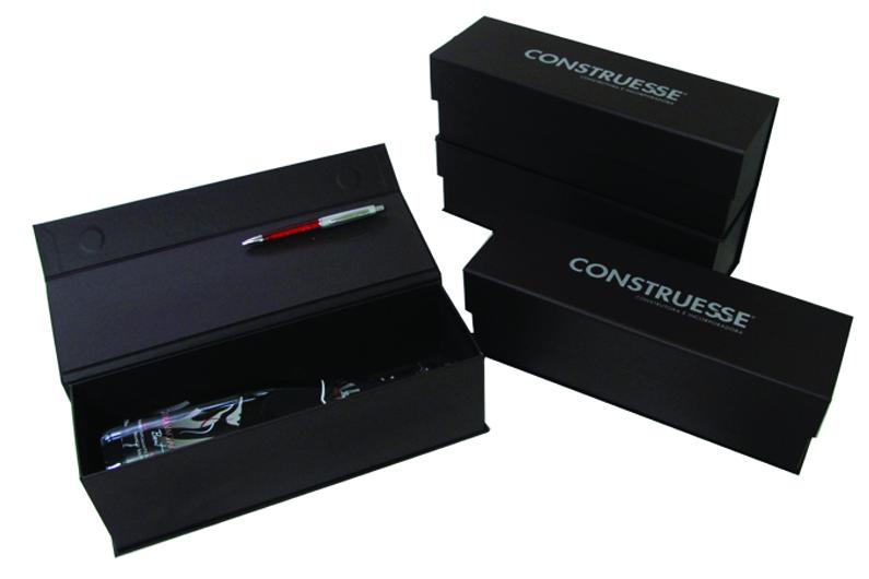 Construesse (entrega de espumante e caneta) [PA242]