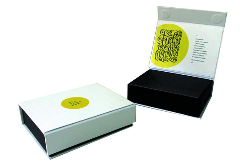 Dez Propaganda (caixa para bem casados para clientes) [PA248]