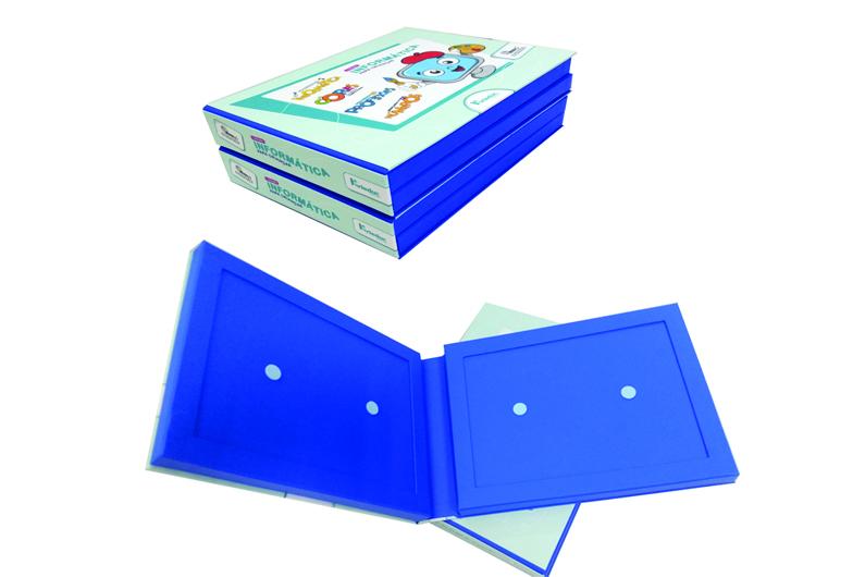 Krieduc Editora (porta CD ou DVD quadruplo) [PC038]