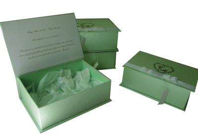 Caixa-convite de padrinhos e madrinhas [PA257]
