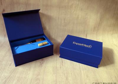 Expermed (caixa para espumante) [PT297]