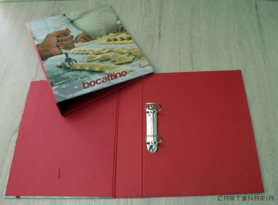 Bocattino (fichario para manual de franquias) [CP153]