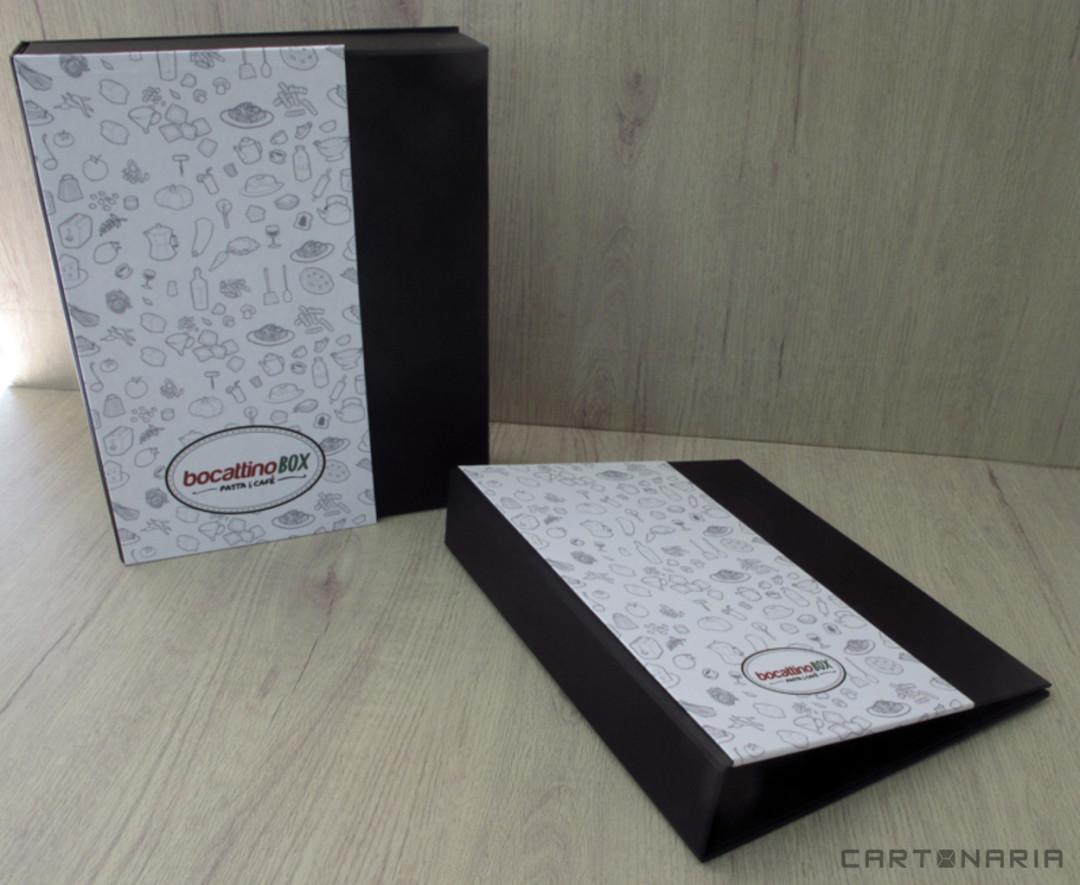 Intelecta (caixa de franquias da Bocattino Box) [PE025]