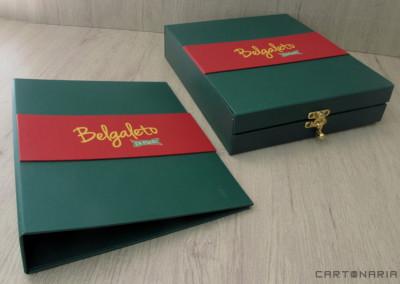 Intelecta (caixa de franquias do Belgaleto) [PA285]