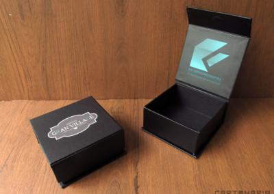 RG Empreendimentos – Gran Village (caixa para entrega de chaves de imóvel) [PA283]