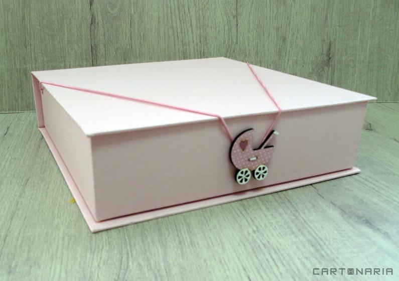 Caixa para lembrança de maternidade [PA288]