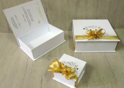 Caixa-presente de padrinhos e madrinhas [PA294]