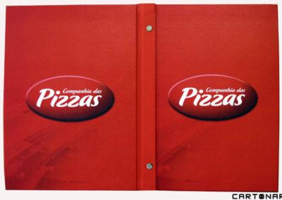 Companhia das Pizzas [CD448]