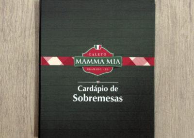 Mamma Mia [CD462]
