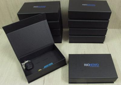 Rio Novo Incorporações (caixa de entrega de chaves) [PA343]