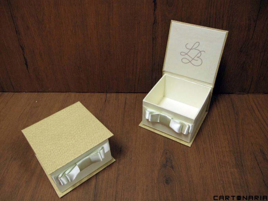Caixa-convite de padrinhos [PA353]