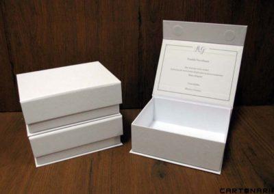 Caixa-convite de padrinhos [PA355]