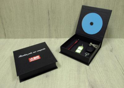 Caixa para entrega de chaves HBR Incorporadora [PA372]