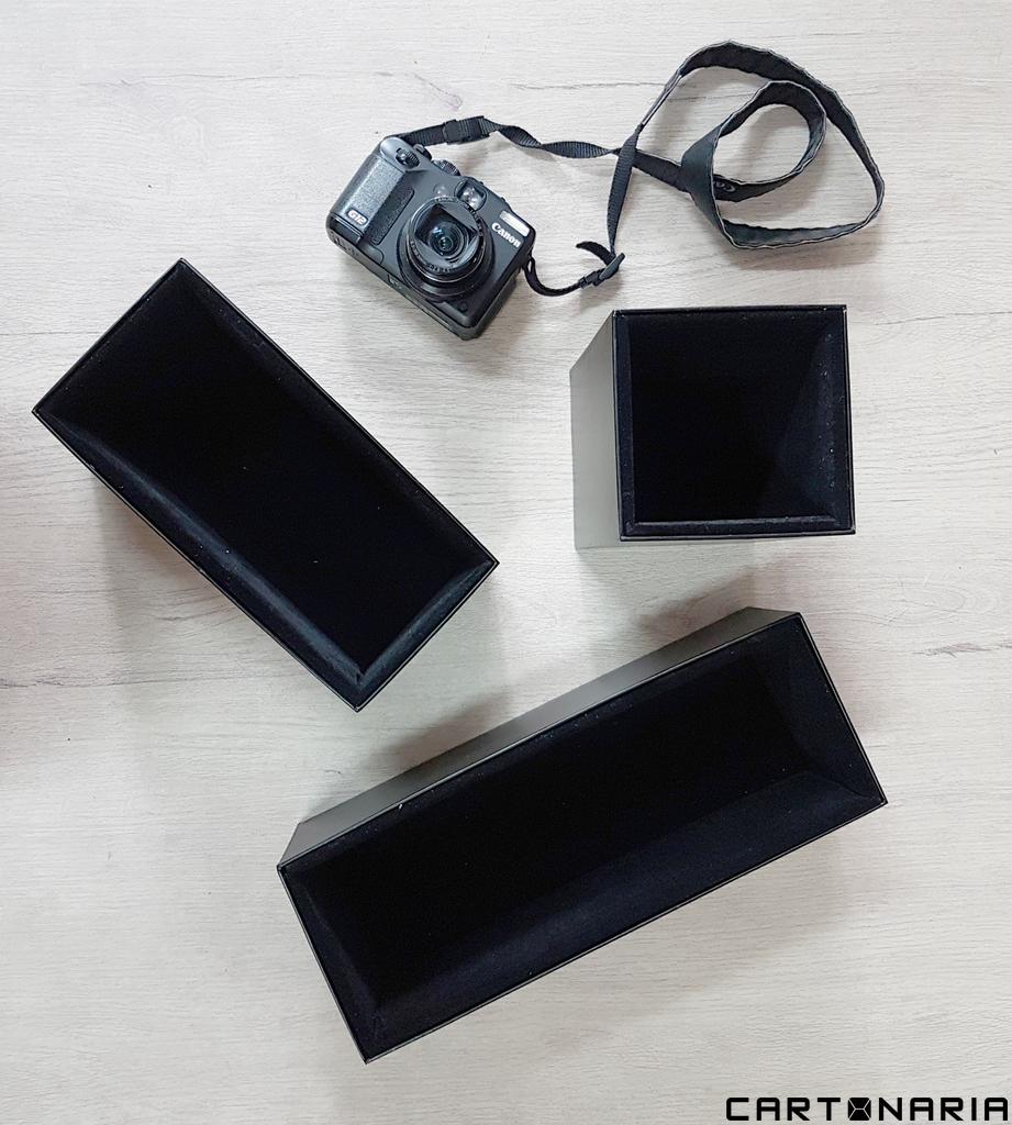 Caixas para equipamentos fotográficos [CA277]