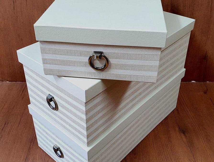 Caixa para closet [CA294]