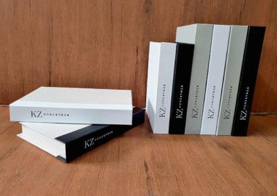 KZ Home Stock (livros falsos para decoração) [OT073]