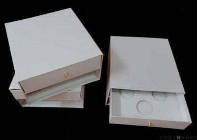 Caixa com gaveta [GA022]