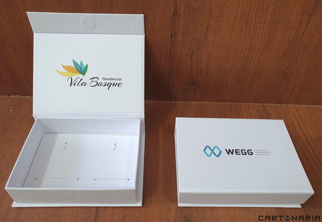 WEGG-CCII Construtora e Incorporadora de Imóveis LTDA (entrega de chaves) [PA505]