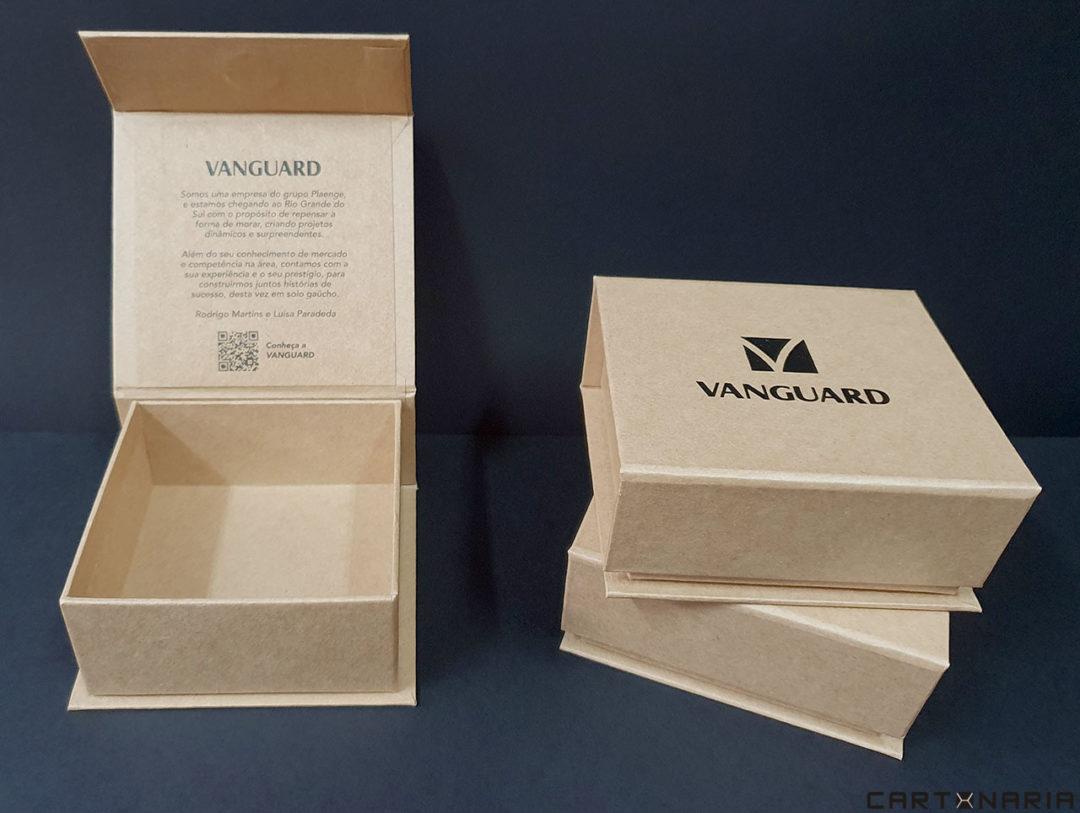 Vanguard Home Empreendimentos Imobiliários (entrega de chaves) [PA524]